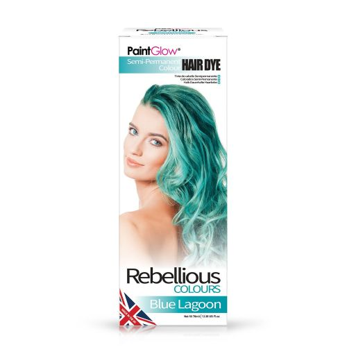 Blue Lagoon - Semi Permanent Hair Dye 70ml